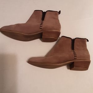 Franco Sarto Ricochet Ankle Boot - Size 7M